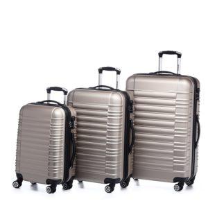 Größe des Koffers