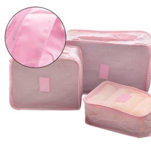 Hartschalenkoffer mit Beautycase