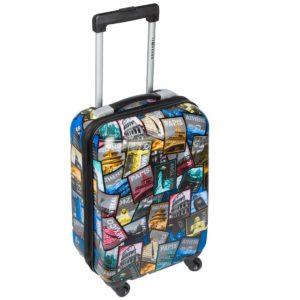 Reisekoffer Norländer Polycarbonat Premium Koffer London Reisekoffer