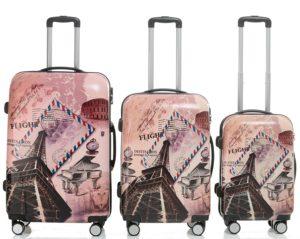 Reisekoffer in den verschiedensten Größen